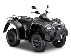 Kymco ATV MXU 450cc Kavos Bike Rental