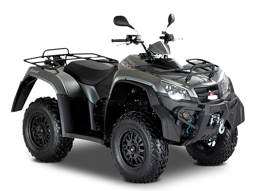 Kymco MXU 450cc | Kavos Quad Rental | June 2021