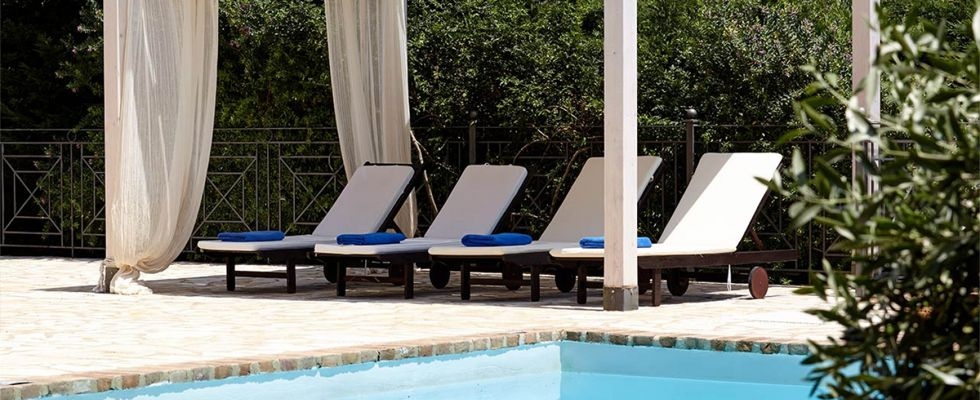 Corfiot Summer Villas - Amazing Villas In Greece - Villa Ricci Avlaki Corfu