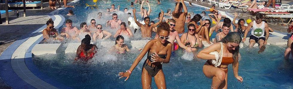 Island Pool Party Kavos | Island Beach Resort | Kavos Sunday Pool Parties