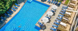 Places To Stay In Corfu Greece - Kanoni Hotels - Hellinis Hotel Kanoni