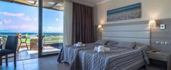 Messonghi Beach Hotel - Greek Hotels - Bungalows In Corfu