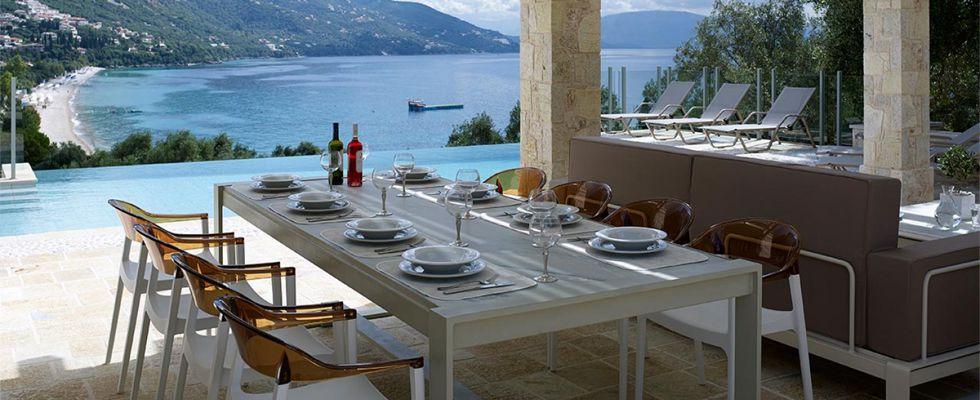 The Best Villa In Barbati - Greek Luxury Accommodations - Villa Conti In Barbati Corfu