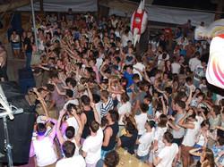 Bamboo Beach Club Kavos Corfu - Sandstorm Beach Party - Island Beach Resort