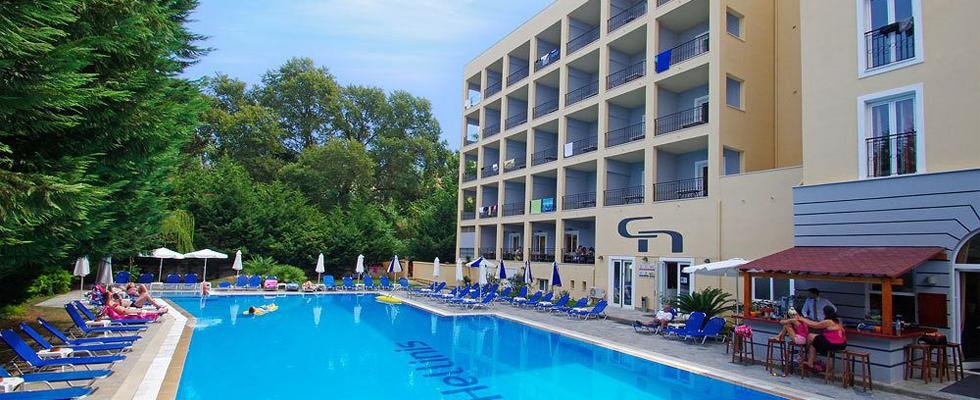 Hellinis Hotel Kanoni Corfu | Accommodations In Corfu | Rooms In Kanoni Corfu | Best Hotels In Corfu Greece | Where To Stay In Kanoni Corfu