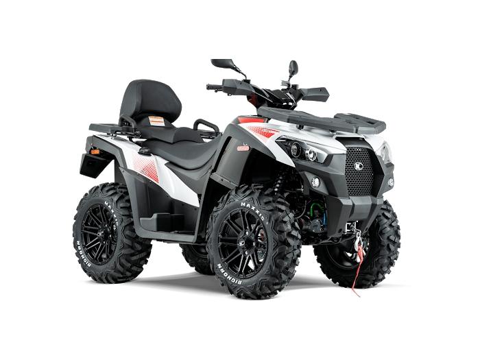 Kymco MXU 550cc
