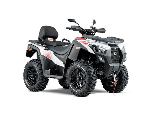 Kymco MXU 550cc | Kavos Quad Rental | May 2021