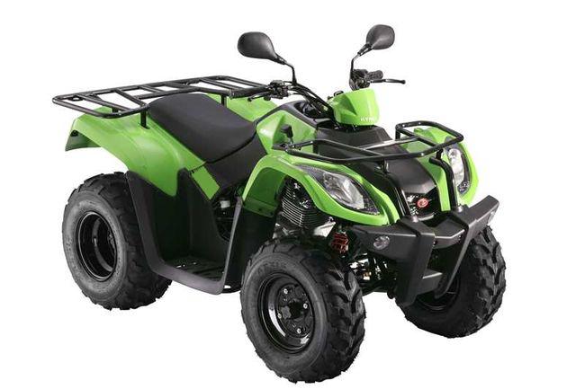 Kymco ATV MXU 300cc Kavos Quad Rental