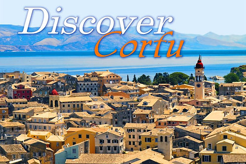 Discover Corfu | Kavos Excursion | E-Ticket | Sep 2021