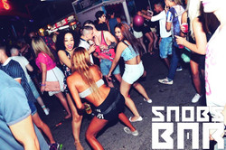 Snobs Bar Kavos - VIP Drink Packages - Kavos Bars - Kavos Nightlife - VIP Tables At Snobs Bars