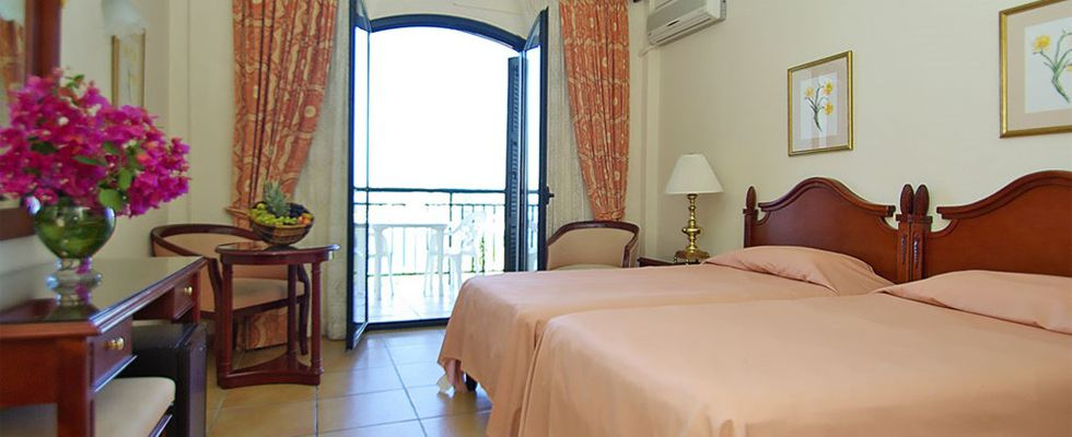 Paleo ArtNouveau Hotel - Hotels In Paleokastritsa - Accommodations In Corfu
