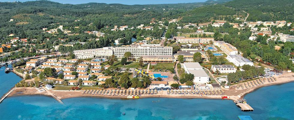 Best Hotels In Corfu Greece - Messonghi Beach Hotel - Corfu Holiday Resorts - All Inclusive Holidays