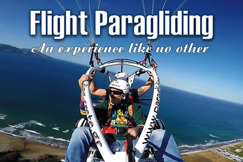 Kavos Flight Paragliding | Kavos Excursion | E-Ticket | August 2020