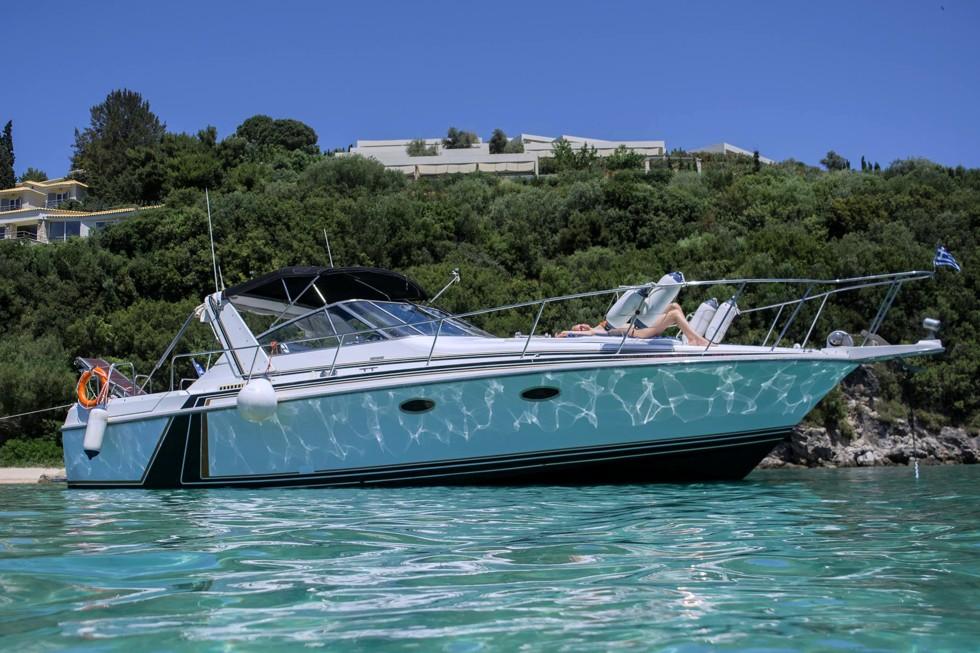 Kavos Luxury Boat Rental - Kavos Luxury Boat Charter - Kavos VIP Boat Rental - Kavos VIP Boat Charte