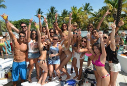 Island Pool Party Kavos Corfu