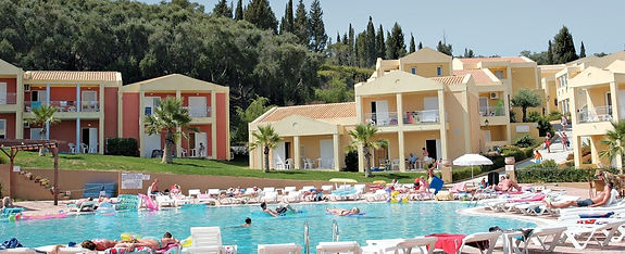 Kavos Quality Hotels | Olympion Village | Accommodations In Corfu Greece