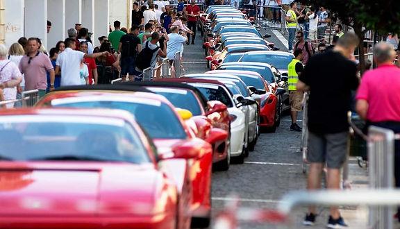 Passione Rossa Corfu Ferrari Car Show 20
