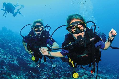 Cillian Hayes Scuba Diving Deposit 2019