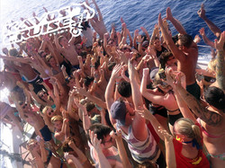 Party Boats Kavos Corfu Booze Cruise Kavos Cruises Tickets Bookings Reservations