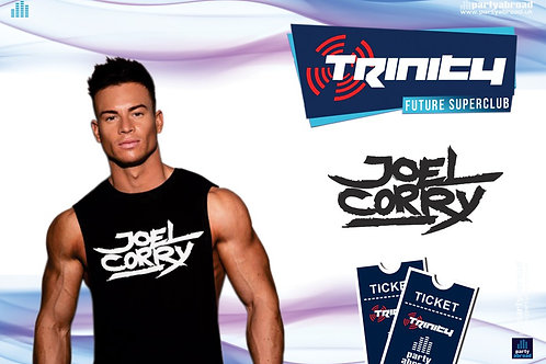 Joel Corry | Trinity 2019 | Future Superclub Kavos | Wed 21st Aug