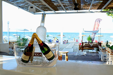 Cavo D'Oro Beach Club Kavos Beach Front View