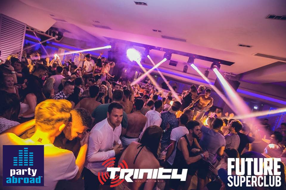 Kavos Nightclubs - Kavos Bars - Kavos Events - Kavos Clubbing - Future Superclub Kavos Corfu