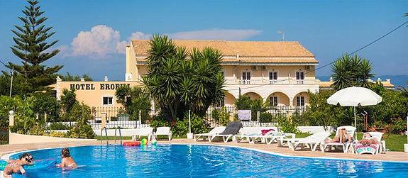 Erofili Hotel Kavos Corfu - Kavos Rooms