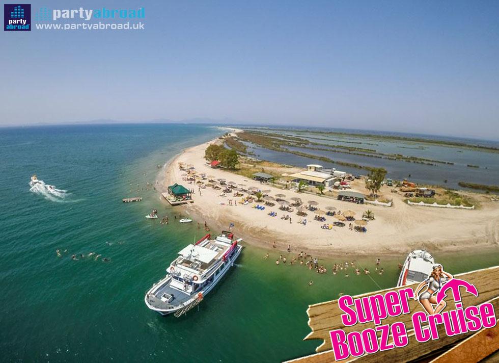Kavos Best Booze Cruise - Corfu Boat