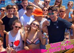 Kavos Corfu Boat Parties