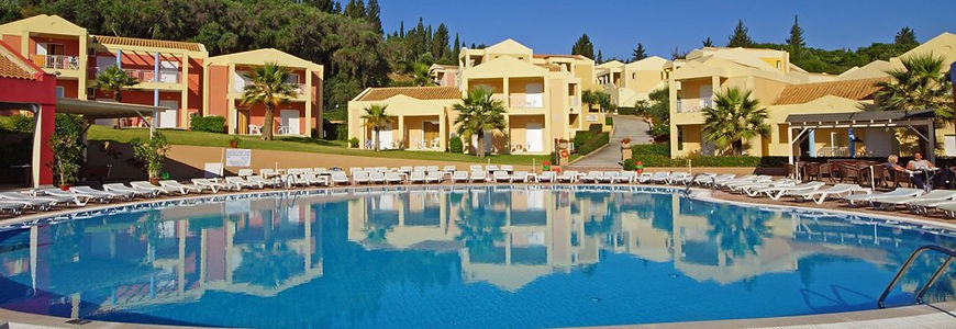 Bookings Increase | Olympion Village Hotel | Kavos Corfu