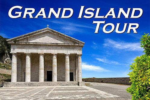 Grand Island Tour | Kavos Excursion | E-Ticket | May 2021