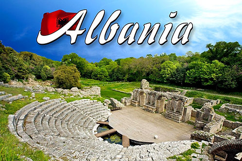 Visit Albania | Kavos Excursion | E-Ticket | August 2020