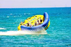 Kavos Crazy Sofa | Kavos Water Sport | Kavos Corfu Water Activities | Kavos Corfu Beach Life