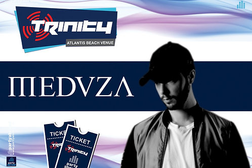 Meduza | Trinity 2019 | Future Superclub | Kavos | Sun 7th July | E-Ticket