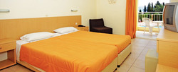 Kavos Hotels - Olympion Village hotel Kavos - Kavos Rooms- Places To Stay In Kavos - Kavos Accommoda