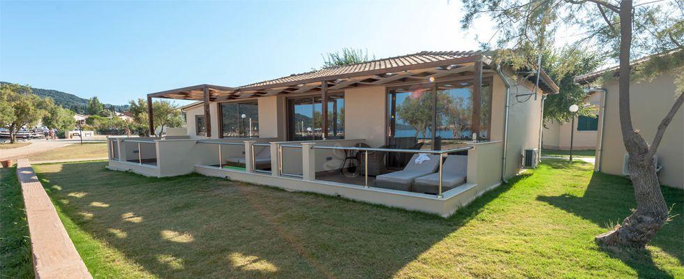 Messonghi Beach Resort - Bungalows In Corfu - Greek Hotels - Best Places In Corfu