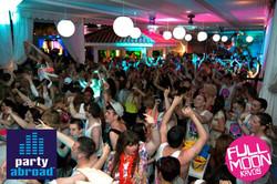 Kavos Party Calendar - Kavos Clubbing - Kavos Events - Full Moon Party Kavos - Atlantis Beach Venue