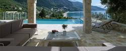 Corfu Villas - Greek Luxury Accommodations - Villa Conti In Barbati