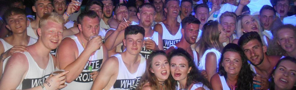 White Project Party Kavos | Quayside Village Hotel Kavos | Kavos Thursday Night Parties | Kavos Major Club Nights | Big Party Kavos Corfu | Kavos Clubbing | Party Under The Stars Kavos | Massive Event Kavos | All White Theme Night Kavos