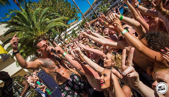 Artist Tom Zanetti To Heat Things Up At Trinity Party In Kavos Corfu