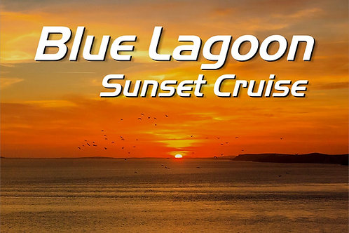 Blue Lagoon | Sunset Cruise | Kavos | E-Ticket | September 2018