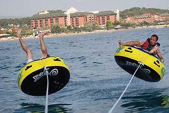 Kavos Ringos | Kavos Water Sport | Kavos Corfu Water Activities | Kavos Corfu Beach Life