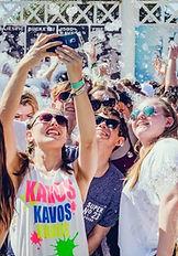 Mega Foam Party | Kavos Free Bar Event