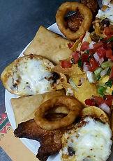 Delicious Appetizers At Desperado's Texican Saloon In Kavos Corfu