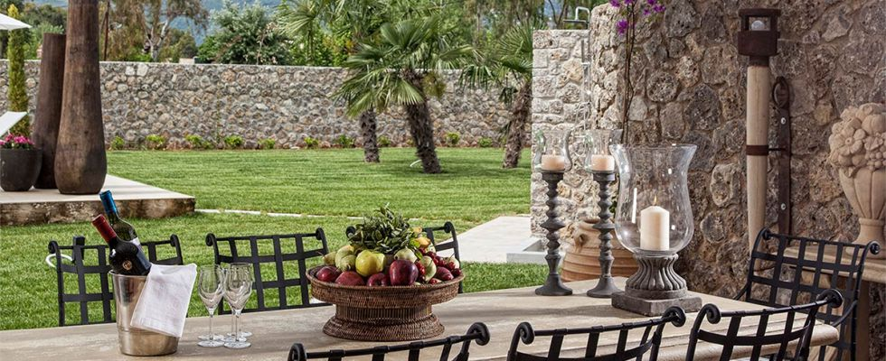 Corfu Luxury Villas - Amazing Accommodations In Greece - Villa Marcela II Dasia