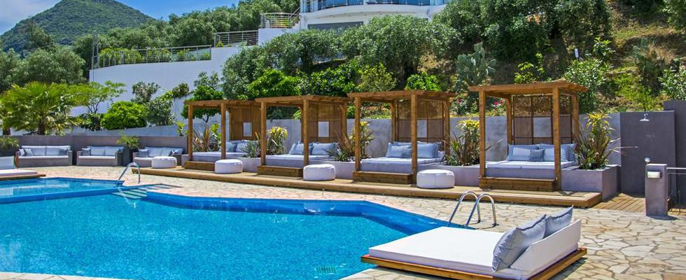 Best Hotels In Messonghi - Corfu Top Accommodations - Ionian Eye Hotel Messonghi - Top Greek Resorts