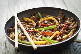 Kavos Quality Restaurants | Oriental Cuisine Kavos Corfu | Golden Courser Chinese And Thai