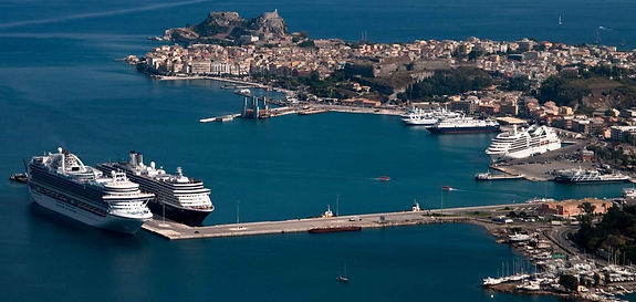 In 2019 Corfu Port expects 400 cruise ships