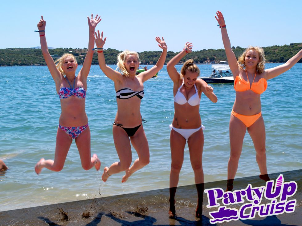 Party Up Cruise Kavos - Party Boat Kavos Corfu