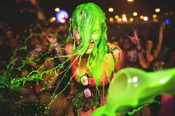 Paint And Foam Party - Club Venue - Kavos Nightlife - KAvos Club Events